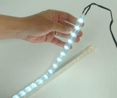 Led lichtschlauch led leiste for Lichtleiste deckenbeleuchtung