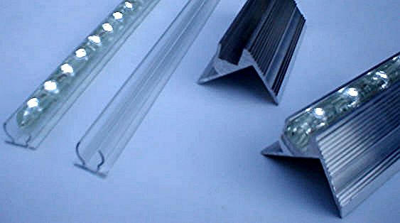 led lichtschlauch led leiste. Black Bedroom Furniture Sets. Home Design Ideas